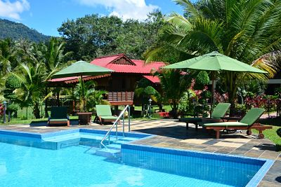 Resort With Swimming Pool In Langkawi