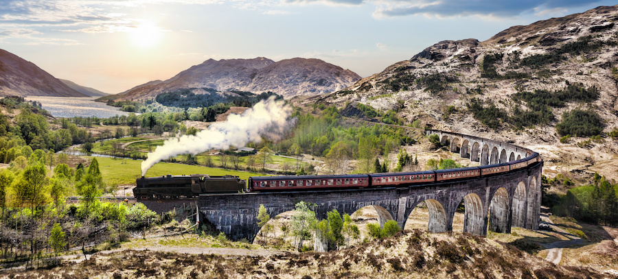 5 bucket list train journeys to take in the UK