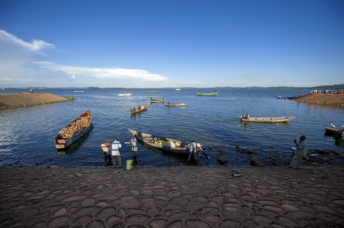 Biggest Lakes in the World -Lake Victoria, Africa