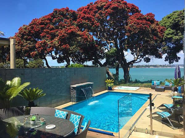 Top Homestay In Auckland New Zealand - Sea View Guest House