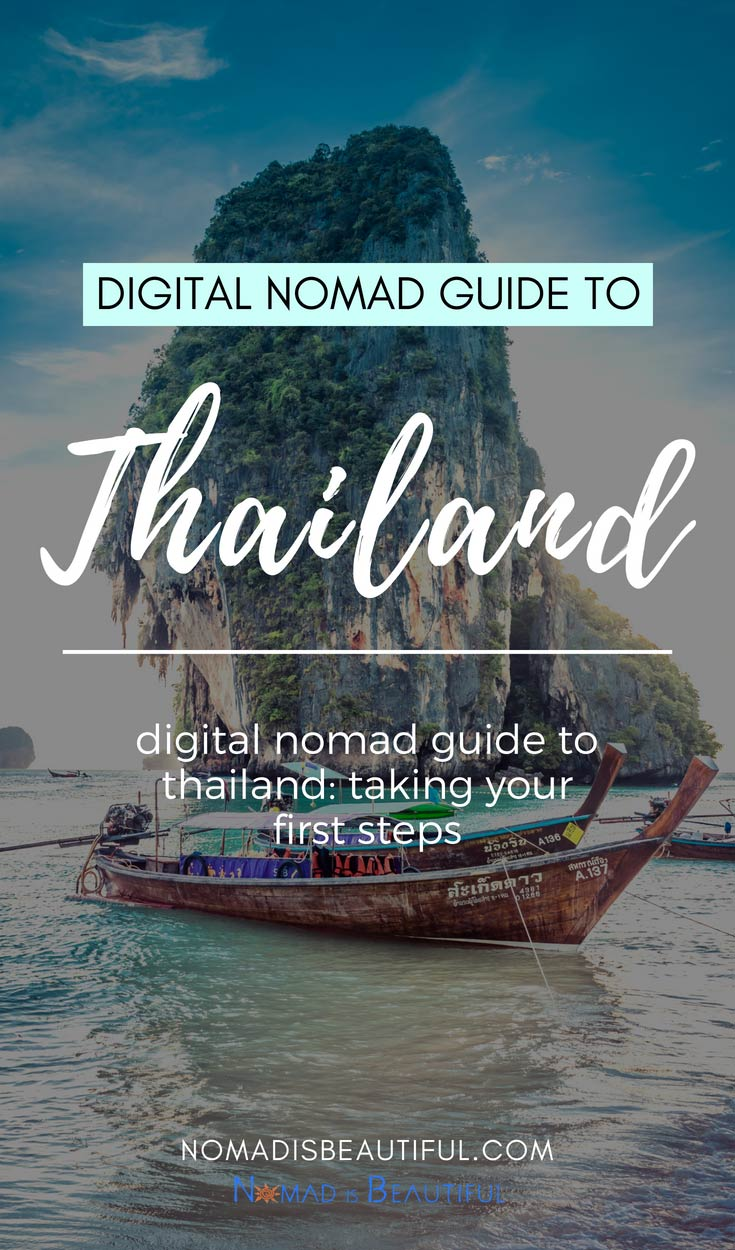 Digital nomad information to Thailand