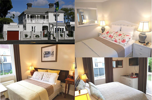 Ponsonby Manor Homestay In Auckland New Zealand