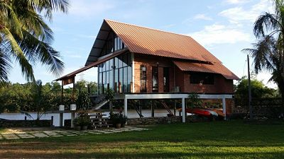 Exclusive Resort Kampung Style It Is Amazingly Enchanting. Only In Kota Bharu!