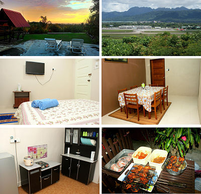 Attracting Homestay In Langkawi Pemandangan Indah Guest House Langkawi
