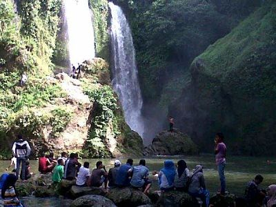 Blang Waterfall has become the first tourist attractions in Aceh