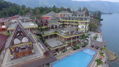 samosir cottages danau toba
