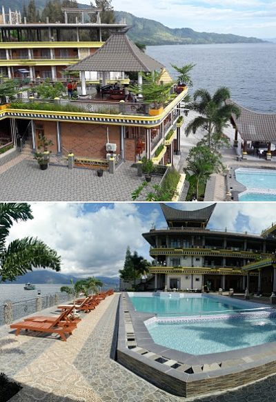 Samosir Cottages Danau Toba Hotel